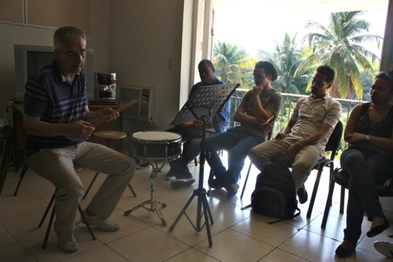 Class_in_the_ISA,_Havana,_april_2012