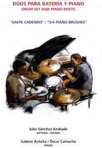 Dúos para batería y piano